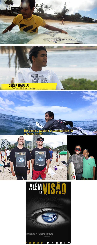A incrível história de superação do surfista cego Derek Rabelo 3