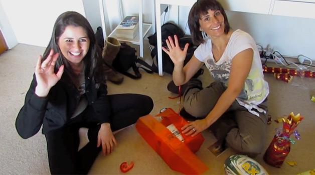 Brasileiro cria projeto do bem dando 30 presentes para 30 desconhecidos 3